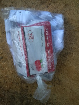 Drugs recovered from Boko Haram suppliers