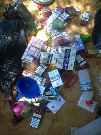 Boko Haram drug supplier pix