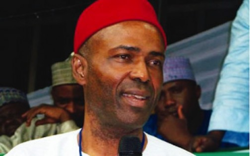 Chief Ogbonnaya Onu, Minister of Science and Technology
