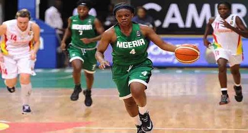 D'Tigress Female Basketball Nigeria