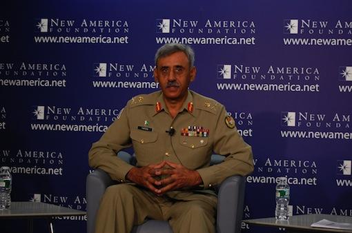 Lt. Gen. Agha Farood