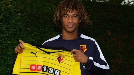 Nathan Ake unveiled at Watford