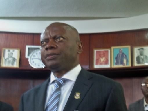 New UI VC Prof Idowu Olayinka