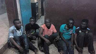 Ogun cult suspects