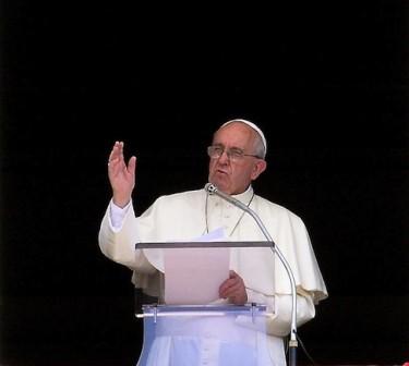 Pope Francis, head of the Catholic Church