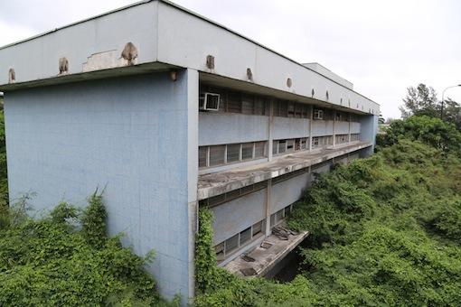 Staff rooms at the School of Nursing in Obalende Photo; Idowu Ogunleye