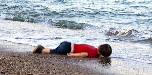 Syria drown