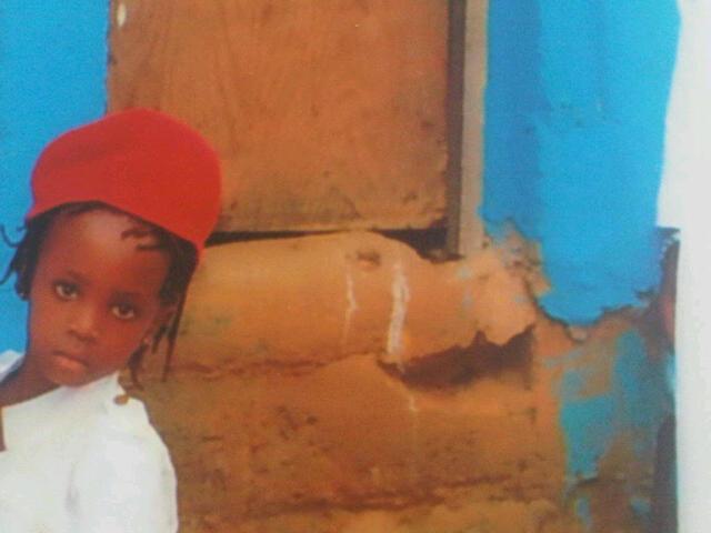 Tope Ogundeyi stolen in a church