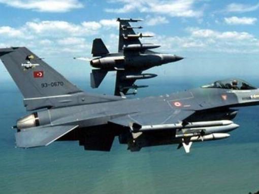 Turkisk fighter jets