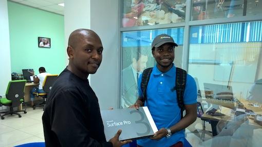 Chidozie Ononiwu Microsoft
