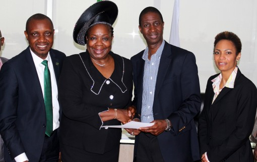 Fidson and other Pharma firm officials
