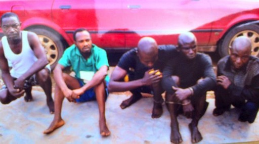 Kidnappers of Prof. Erie