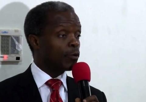 Prof Yemi Osinbajo, Vice President of Nigeria
