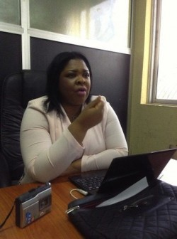 Torera Abiola, ambassador on Women's Entrepreneurship Day (WED)