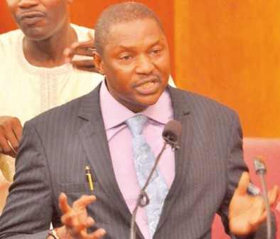 Abubakar Malami SAN, Attorney General of the Federation (AGF) and Minister of Justice