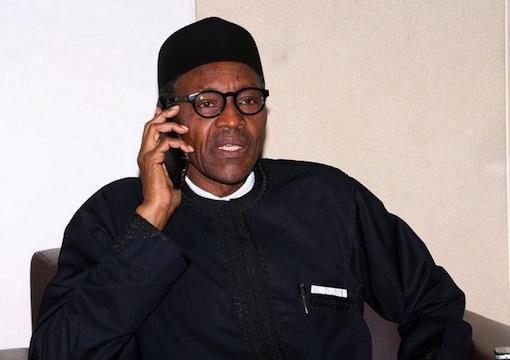 Buhari Calls
