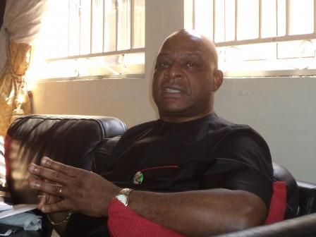 Raymond Temisan Omatseye, former NIMASA DG