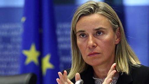 Federica Mogherini, EU High Representative for Foreign Affairs and Security