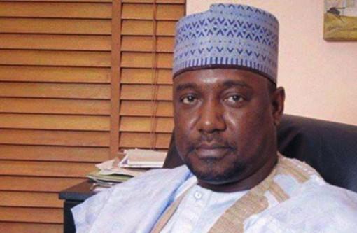 Governor Abubakar Bello of Niger State
