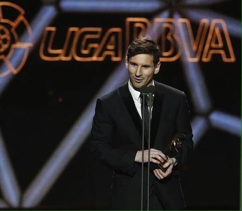 Messi La Liga