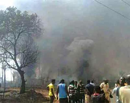 Nnewi Gas Explosion