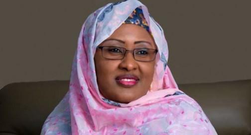 Aisha Buhari, wife of Nigeria's president