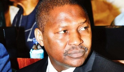 Attorney General of the Federation and Minister of Justice, Abubakar Malami