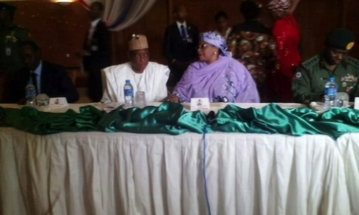 BBOG Chibok parents Buhari