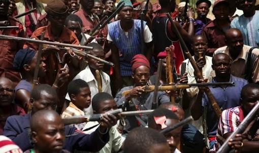 Borno Emir of the Hunters