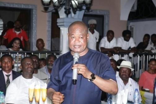 Chief Hon Edwin Oludi also defected
