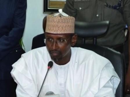Malam Muhammad Bello, FCT Minister