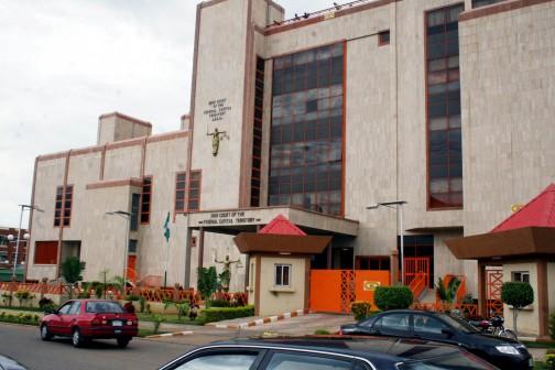 High Court of the FCT, Abuja. Photo: Femi Ipaye/P.M.NEWS