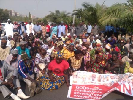 Parents of Chibok Girls