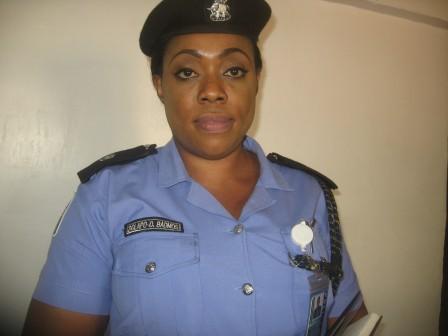 Dolapo Opeyemi Badmus, Lagos Police PRO