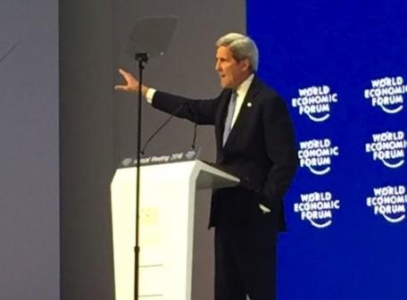 John Kerry, US Secretary of States