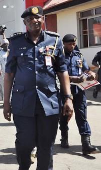 Controller-General, Federal Fire Service, Joseph Anebi