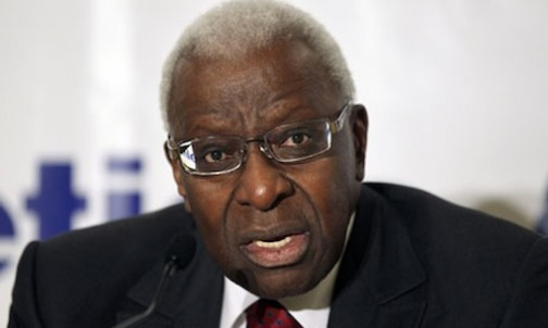 Lamine Diack accused of corruption and money laundering