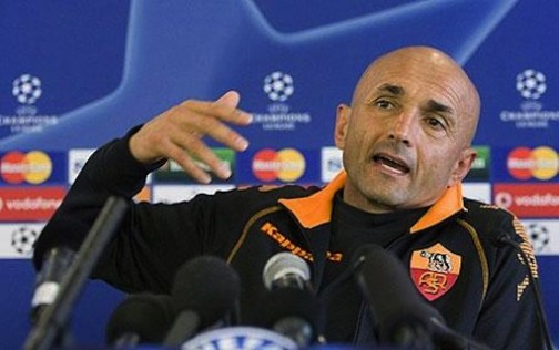Guess who's back? Luciano Spalletti appointed Roma coach