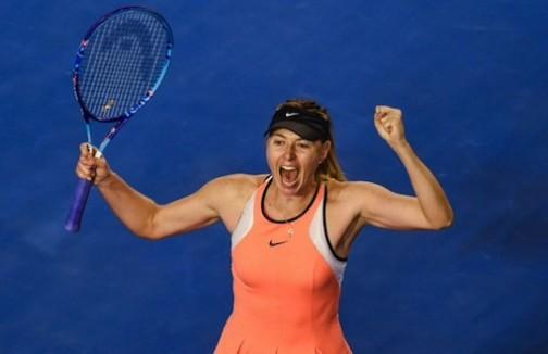 Maria Sharapova has not beaten Serena since 2004 and will hope to turn the tide
