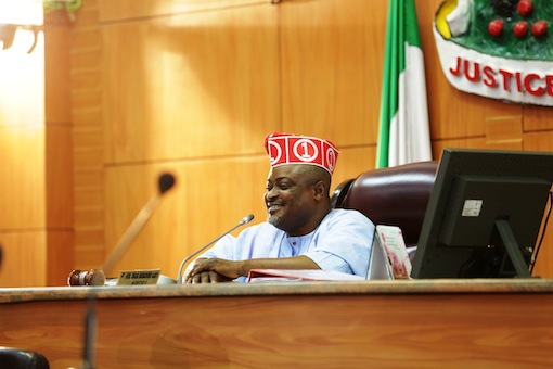 Mudashiru Obasa, Speaker Lagos State House of Assembly