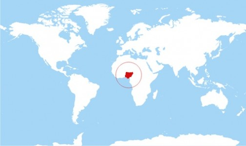 Nigeria Map copy