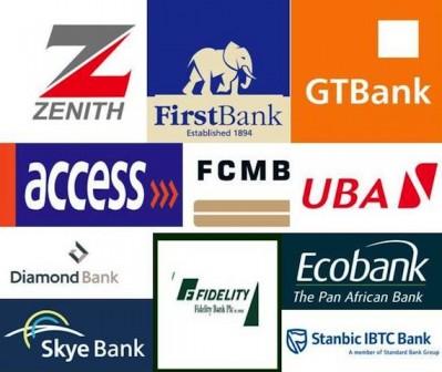 Nigerian Banks Logo