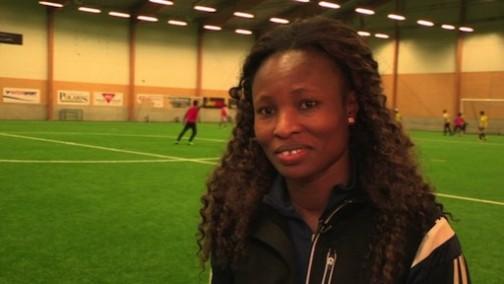 Perpetua Nkwocha leaving an indelible mark on Aghan migrants in Sweden