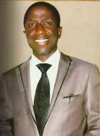 Rev. Gideon Oyibo