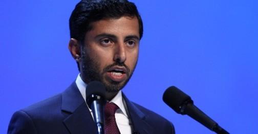 UAE Energy Minister, Suhail bin Mohammed al-Mazroui