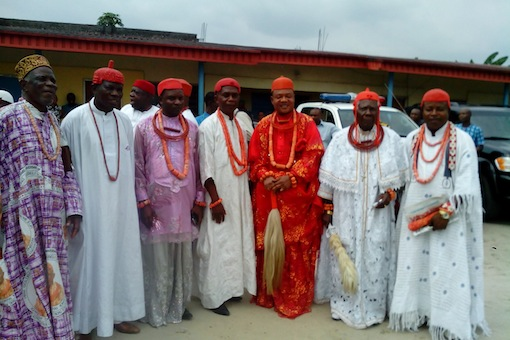 Traditional Rulers Delta