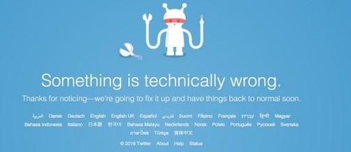 Twitter Glitch