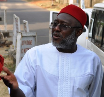 Olisa Metuh received money in his corporate account
