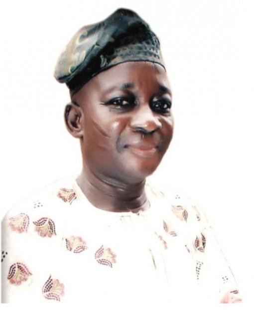 The late Pa Ogunniran
