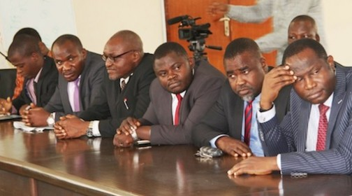 Cross section of lawyers